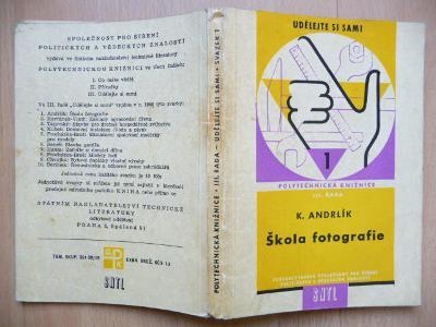 Škola fotografie - Karel Andrlík - SNTL 1959