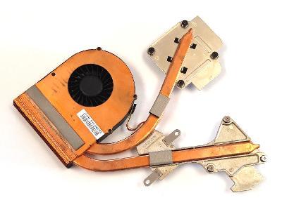 Chlazení + ventilátor DFS531105MC0T z MSI GX630X