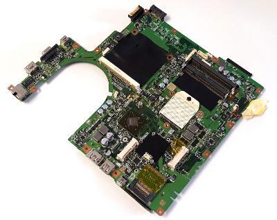 Základní deska MS-16521 z MSI GX630X vadná
