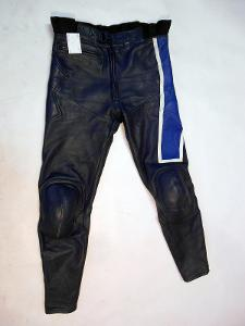 Kožené kalhoty vel.50/M