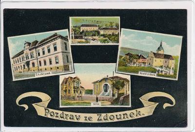 Zdounky - Kroměříž ,   /ZX/