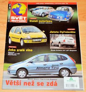 STOLETÍ VETERÁNŮ / TATRA 815 6x6 TP - ČASOPIS SM S ČLÁNKEM