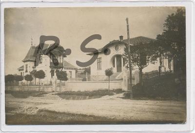Zdounky 1910 - Kroměříž , real foto , /5161/