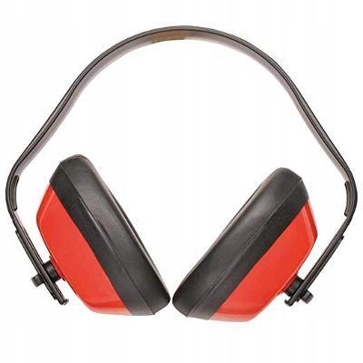 Sluchátka pracovní ochranná sluchátky chrániče sluchu pily GERMAN C