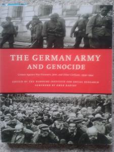The German Army And Genocide, New York 1997