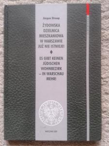 Stroop, Jürgen. Es gibt keinen jüdischen Wohnbezirk in Warschau mehr!