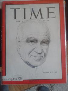 Americký časopis TIME, vydání ze dne 10. března 1967