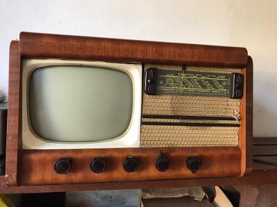 Tesla televizor s radiem