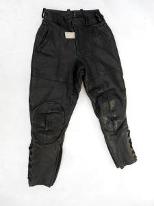 Kožené kalhoty vel. 46 obvod pasu: 74 cm