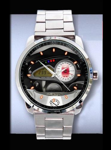 KTM speedometer - hodinky nerezová ocel