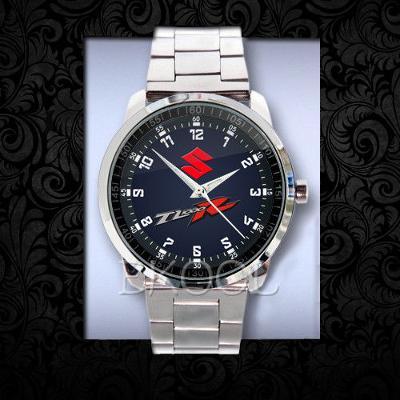 Suzuki TL 1000R logo - hodinky nerezová ocel