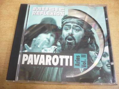 CD PAVAROTTI / Arias Vol. II