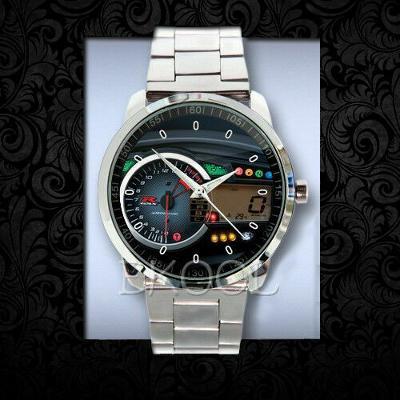 Suzuki GSX R1000 Motorcycles - hodinky nerezová ocel