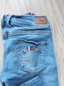 Pepe Jeans luxusní džíny 27/32