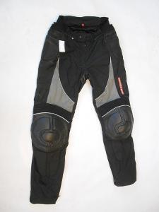 Textilní kalhoty + kůže vel.M Hein Gericke