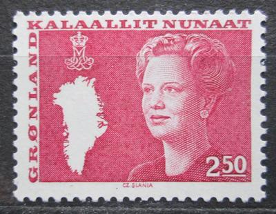 Grónsko 1983 Královna Markéta II. Mi# 141 0254
