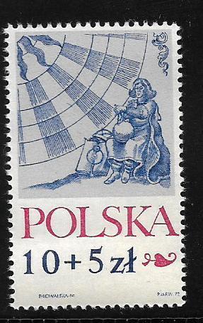 KOSMOS - KOPERNÍK ** Polsko 2186