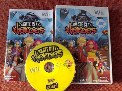 Skate City Heroes - skateboardy (Wii)