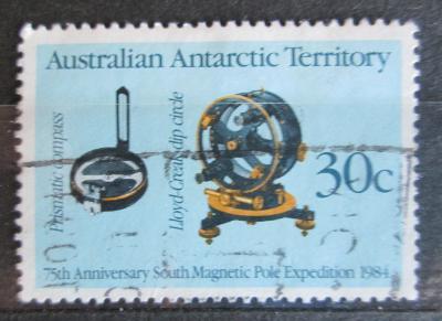 Australská Antarktida 1984 Přístroje Mi# 61 0843
