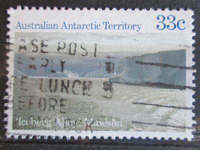 Australská Antarktida 1984 Iceberg Alley Mi# 67 0845