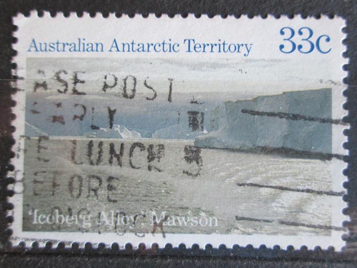 Australská Antarktida 1984 Iceberg Alley Mi# 67 0845 - Filatelie