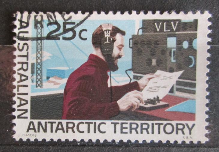 Australská Antarktida 1966 Radiostanice Mi# 16 0845 - Filatelie