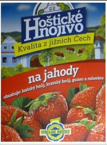 Hoštické hnojivo na jahody -1 Kg