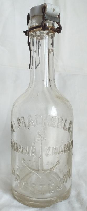 Láhev  Meckerle