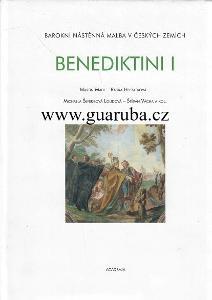 Benediktini I. a II. Barokní nástěnná malba v českých zemích - Mádl