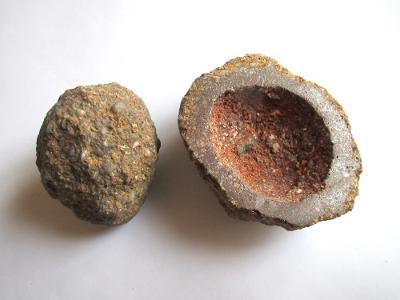 DŽBÁNSKÁ KOULE - ČR. obdoba Moqui marbles (BK 8)