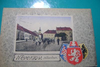 Praha-Východ-Neveklov- erb-1921