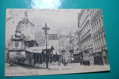 Karlovy Vary-Městská Tržnice-1905