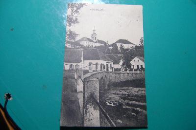 Strmilov-okr.Jindřichuv Hradec-1930-cestní most