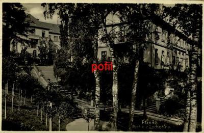 Plzeň - Partie z Lochotína /275975/