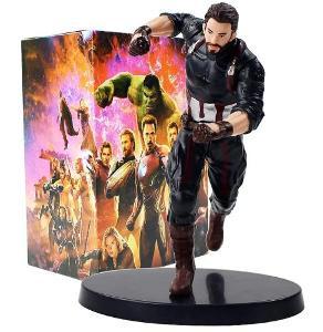 Avengers / Captain America - figurka 17 cm