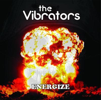 LP:VIBRATORS /UK punk,Limited edition of 500 pieces/Energize MINT/MINT