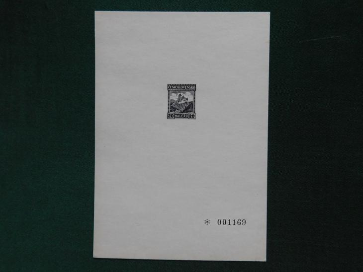 1974 - PT 9a - Karlův Týn  - Filatelie