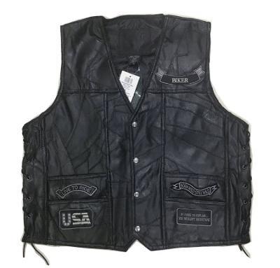 Motorkářská vesta (nová)