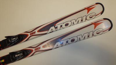 8589  Lyže Atomic INTERSKI  165 cm