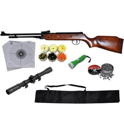 Vzduchová pistole MAGNUM B3 4,5 + SADA ZDARMA Puškohled