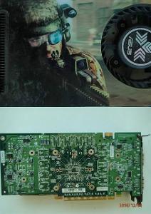 PCIE ASUS 8800 GTS 640 první GK pro DirectX 10 na o. pro sběratele