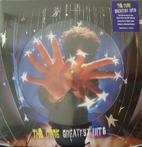 CURE - GREATEST HITS / 2LP / Picture Disc/ zapečetěné