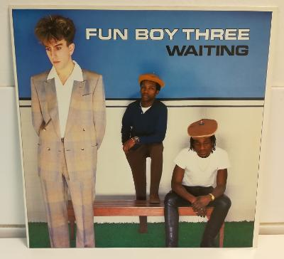 LP FUN BOY THREE-WAITING/NM, TOP STAV