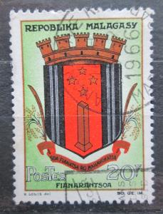 Madagaskar 1963 Znak Fianarantsoa Mi# 513 0570