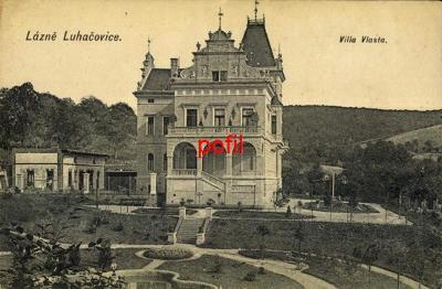 Lázně Luhačovice - Villa Vlasta /276041/