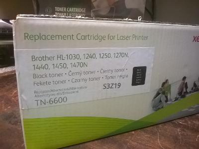 TN-6600 , Xerox kompatibilní toner Brother HL-1030 1240 1250...,