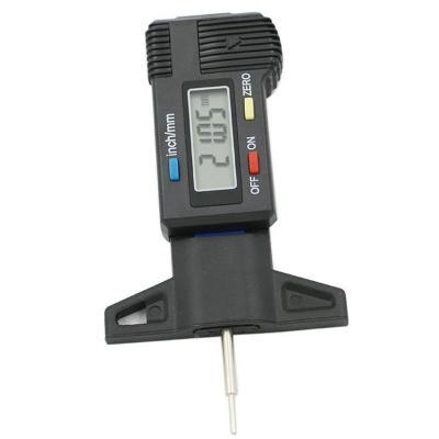 Digitální hloubkoměr měřítko - 25,4mm - 2201.