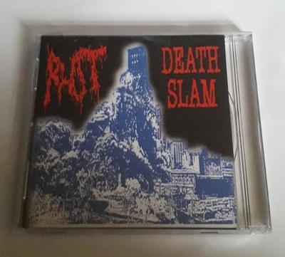 ROT / DEATH SLAM – Rot / Death Slam - 1 PRESS 2004