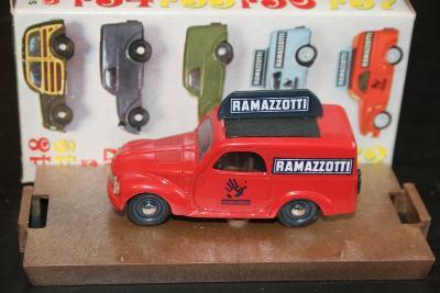 Brumm R53 1:43 Fiat 500C Ramazzotti