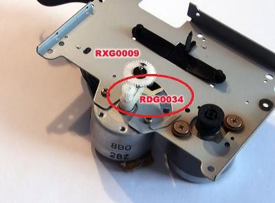 Pastorek RDG0034 Technics Panasonic